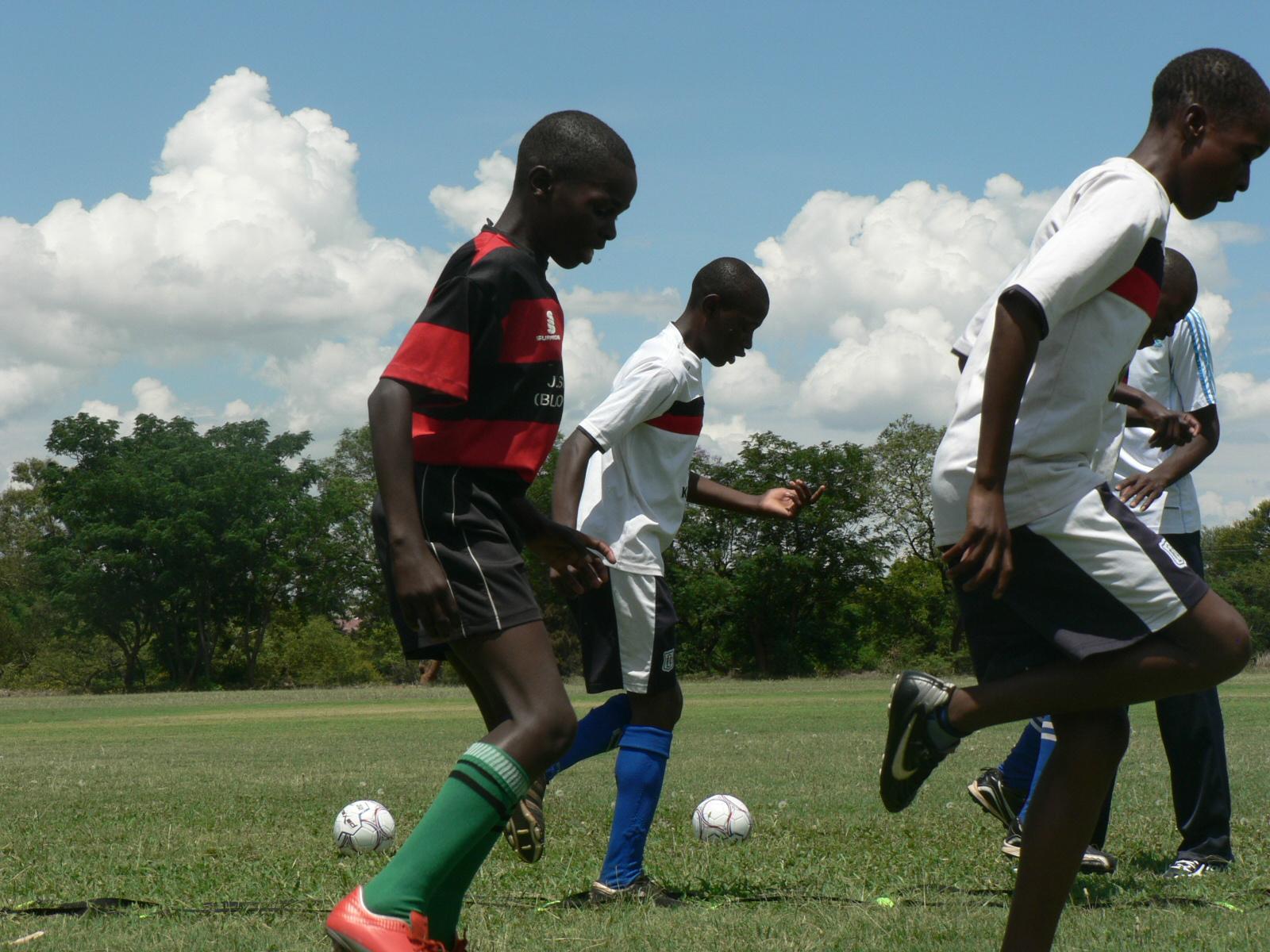 Peza Trust - sport